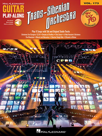 Guitar Play-Along, Vol. 173: Trans-Siberian Orchestra