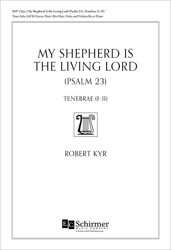 My Shepherd Is the Living Lord