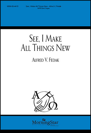 See, I Make All Things New