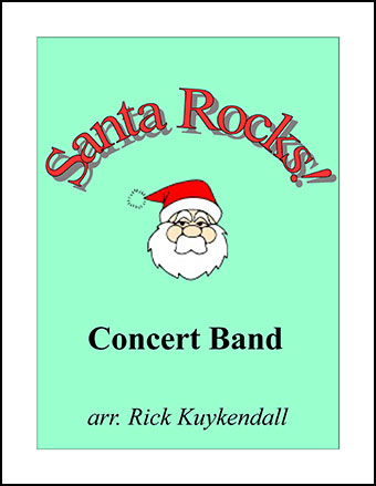 Santa Rocks!
