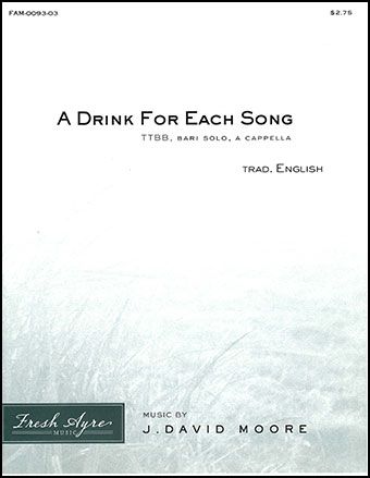 A Drink for Each Song