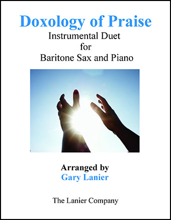 Doxology of Praise (Duet Baritone Sax & Piano)