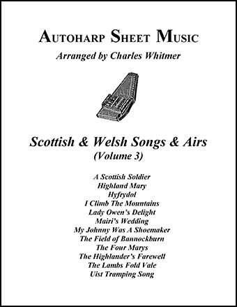 Scottish & Welsh Songs & Airs, Volume 3