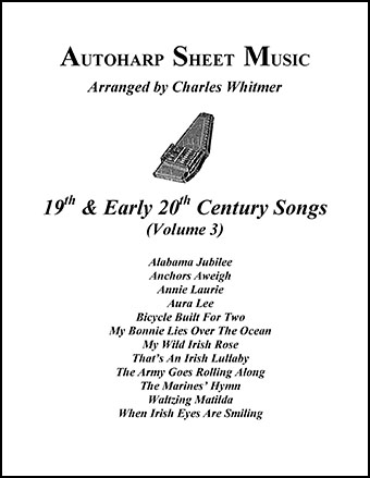 19th & Early 20th Century Songs, Volume 3