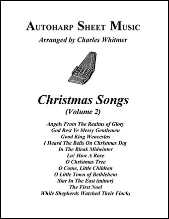 Christmas Songs, Volume 2