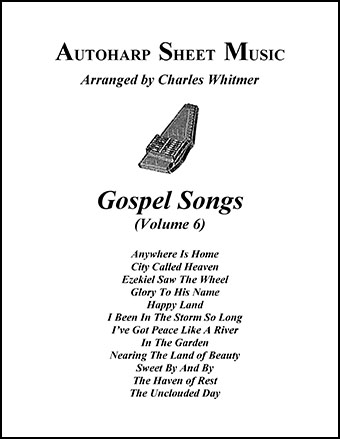 Gospel Songs, Volume 6