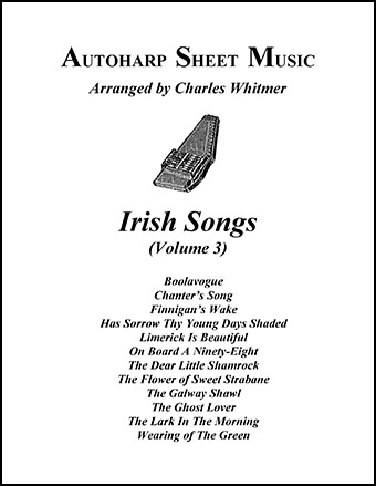 Irish Songs, Volume 3