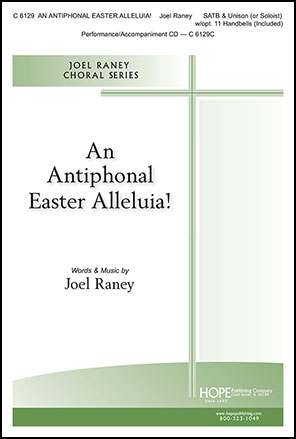 An Antiphonal Easter Alleluia!