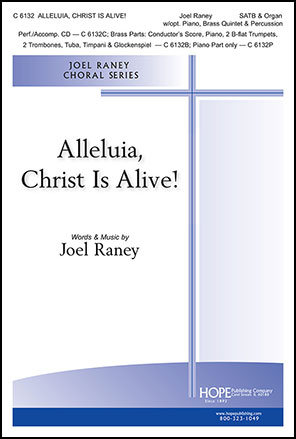 Alleluia, Christ Is Alive!