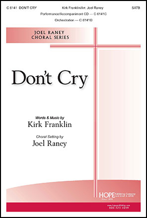 Don't Cry Cover