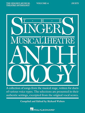 The Singer's Musical Theatre Anthology: Duets