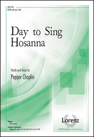 Day to Sing Hosanna