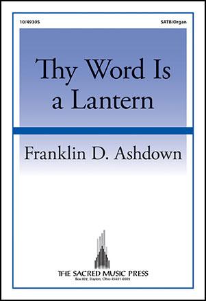 Thy Word Is a Lantern