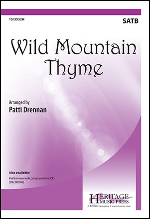 Wild Mountain Thyme community sheet music cover