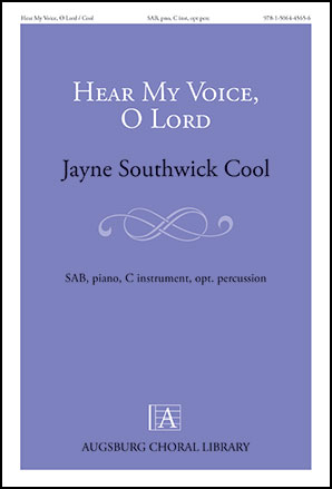 Hear My Voice, O Lord