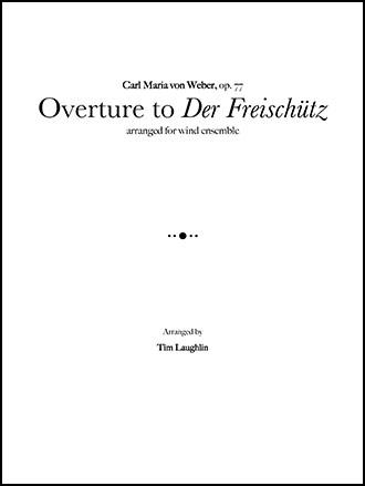 Overture to Der Freischutz