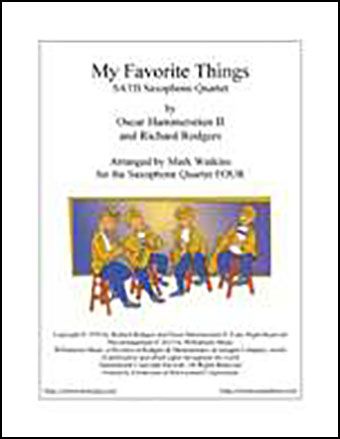 My Favorite Things Cover
