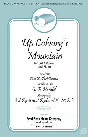 Up Calvary's Mountain