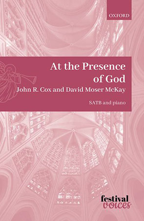 At the Presence of God