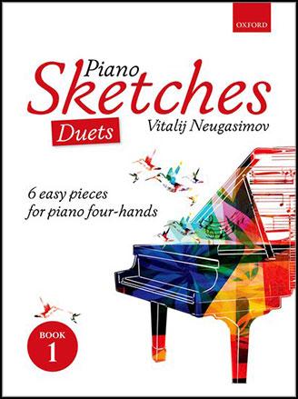 Piano Sketches Duets Vol. 1