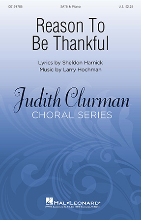 Reason to Be Thankful