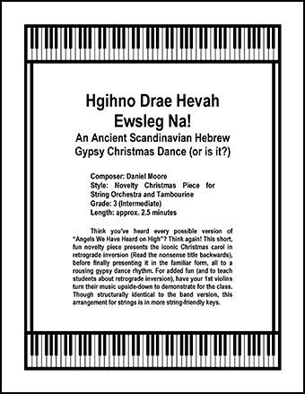 Hgihno Drae Hevah Ewsleg Na!