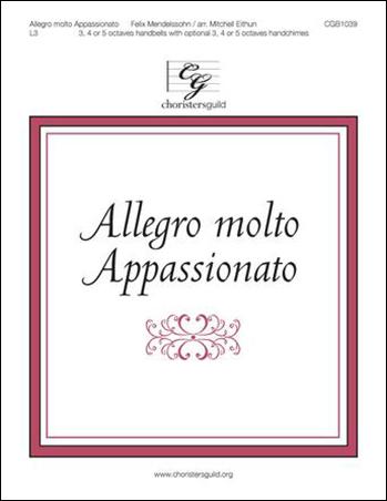 Allegro Molto Appassionato