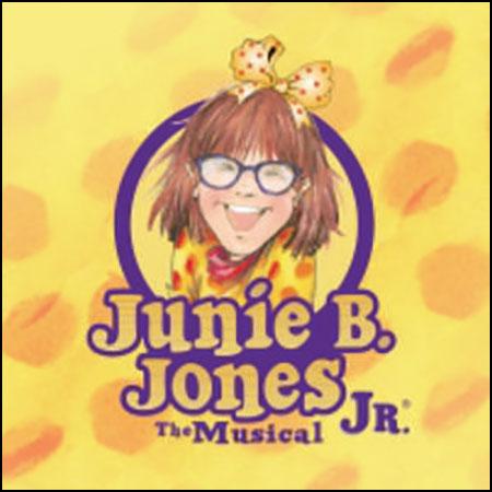 Junie B. Jones - The Musical Jr. choral sheet music cover
