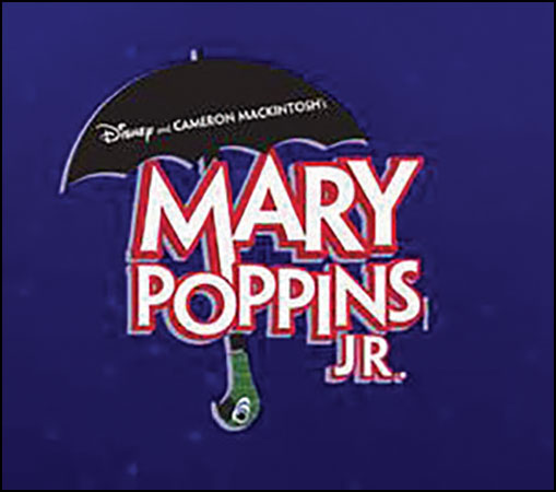Mary Poppins Jr. choral sheet music cover
