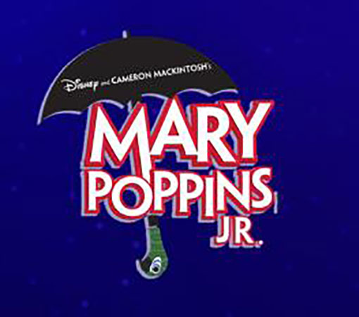 Mary Poppins Jr. Cover
