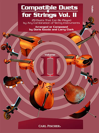 Compatible Duets for Strings Vol. 2