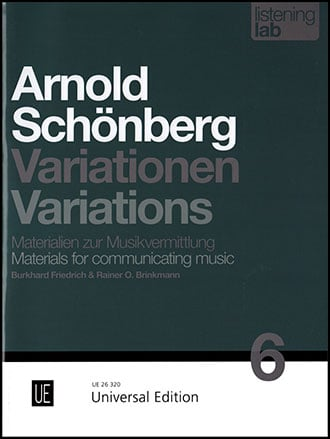Listening Lab #6: Arnold Schoenberg Variations