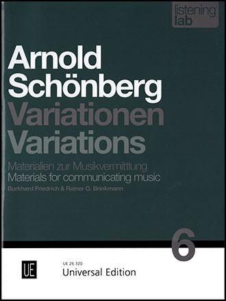 Listening Lab #6: Arnold Schoenberg Variations