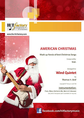 American Christmas - Wind Quintet
