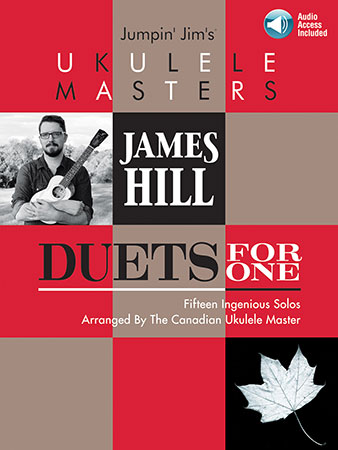 Jumpin' Jim's Ukulele Masters: Duets for One