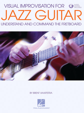 Visual Improvisation for Jazz Guitar