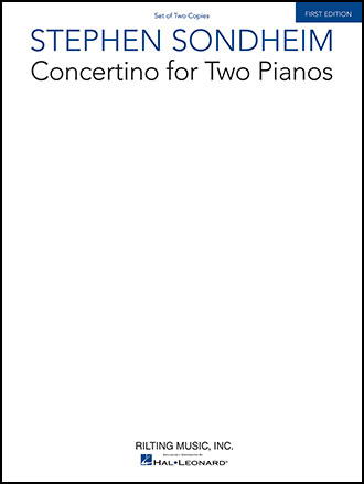 Concertino for Two Pianos