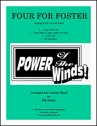 Four For Foster