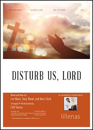 Disturb Us, Lord