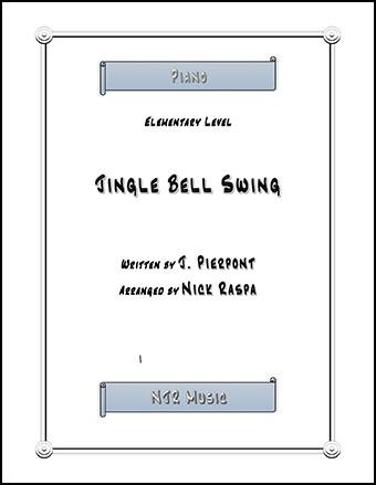 Jingle Bell Swing (elementary level piano)
