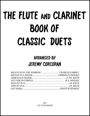 The Flute and Clarinet Book of Classic Duets
