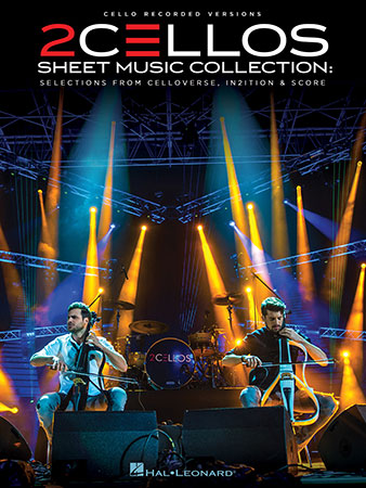 2Cellos Sheet Music Collection