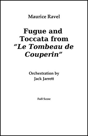 Fugue and Toccata from