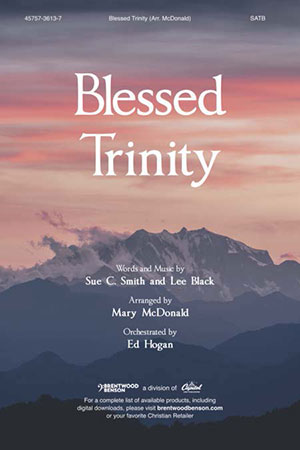 Blessed Trinity Cover