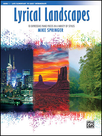 Lyrical Landscapes Vol. 1