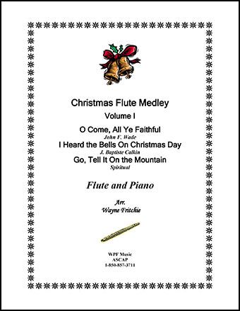 Christmas Flute Medley Volume I