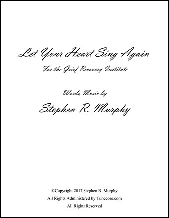 Let Your Heart Sing Again