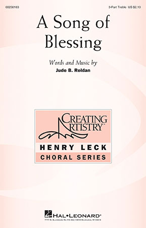 A Song of Blessing