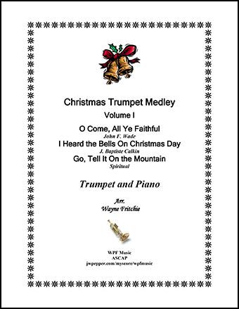 Christmas Trumpet Medley Volume I