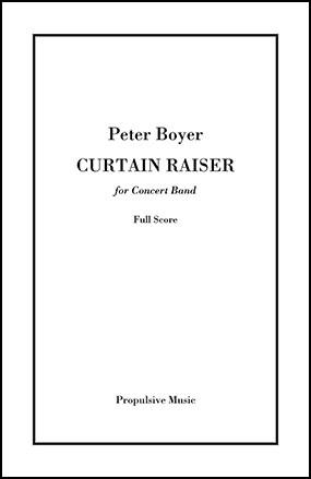 Curtain Raiser